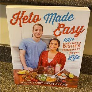 Keto Made Easy Cookbook